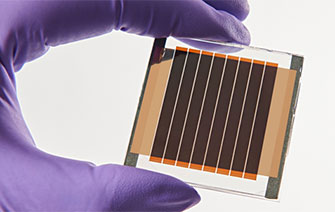 New record for Perovskite Module technology