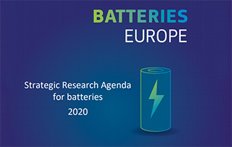 Batteries Europe publishes its Strategic Research Agenda